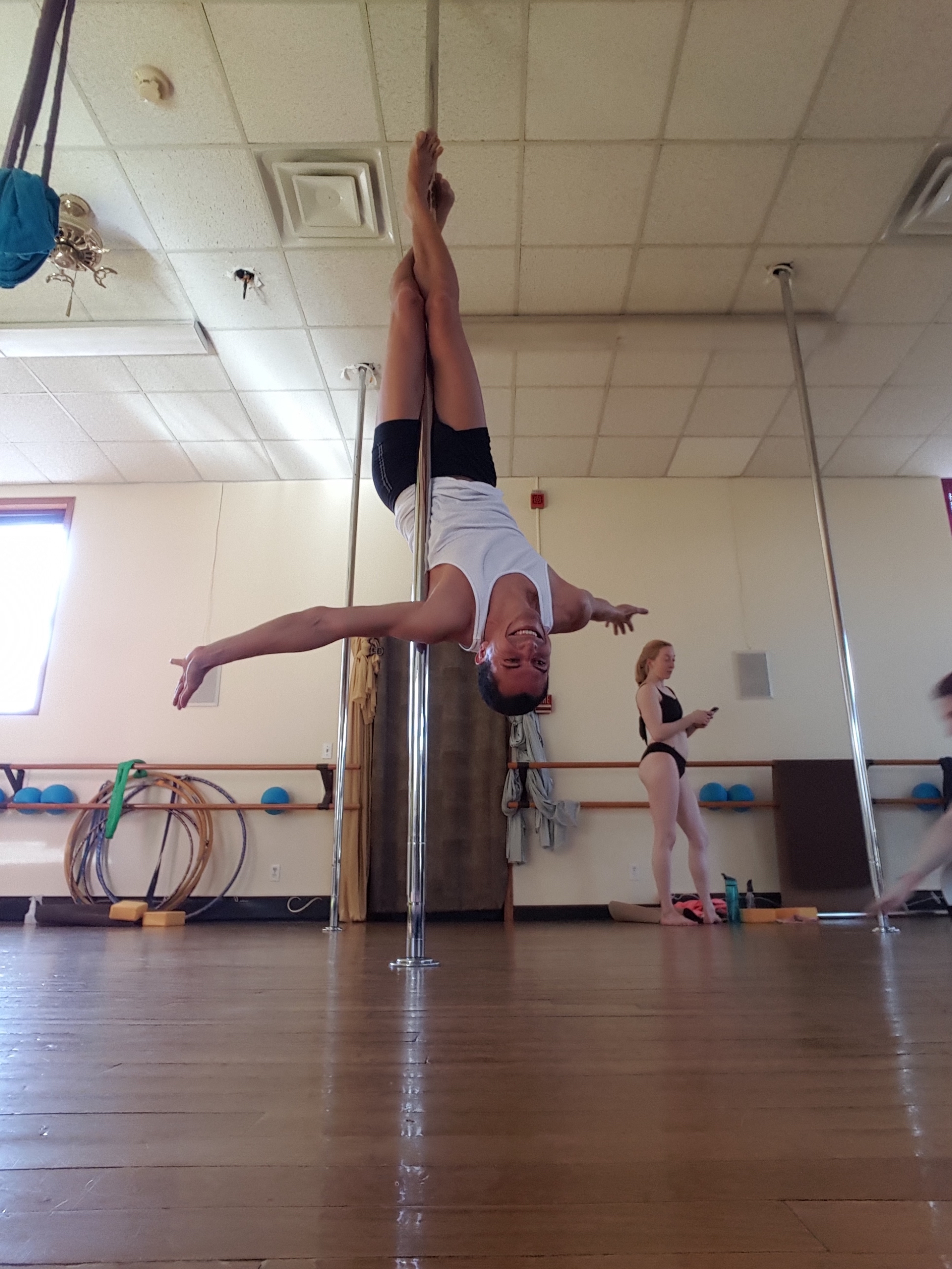 Inversions, Pole Fitness, Crucifix, Dance, Fitness, Polemen, Pole, Exercise