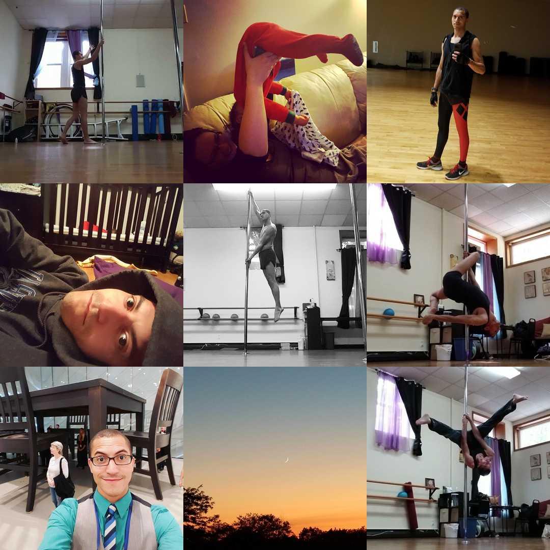 BestNine2017, Instagram,